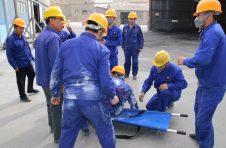 金龙建材、诺克保温建材、金亿达建材开展安全应急演练 金龙建材、诺克保温建材、金亿达建材开展安全应急演练